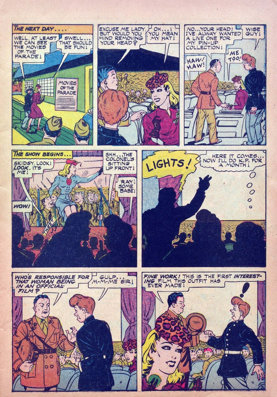 Read online Joker Comics comic -  Issue #14 - 13