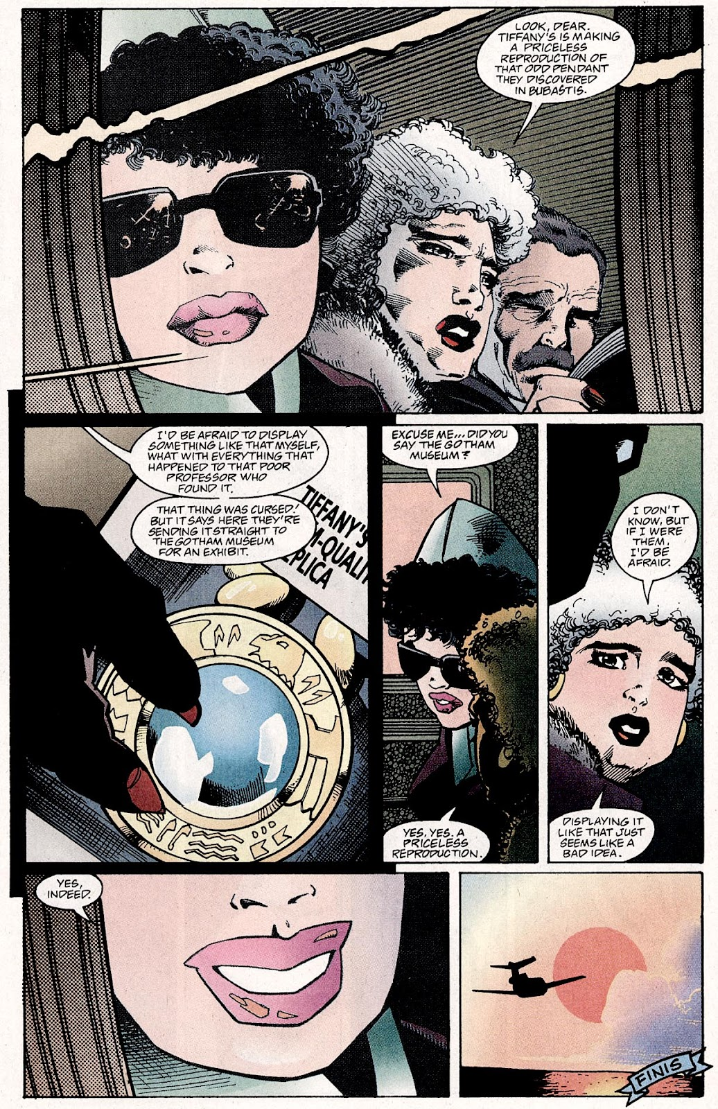 Catwoman (1993) Annual 4 #4 - English 54