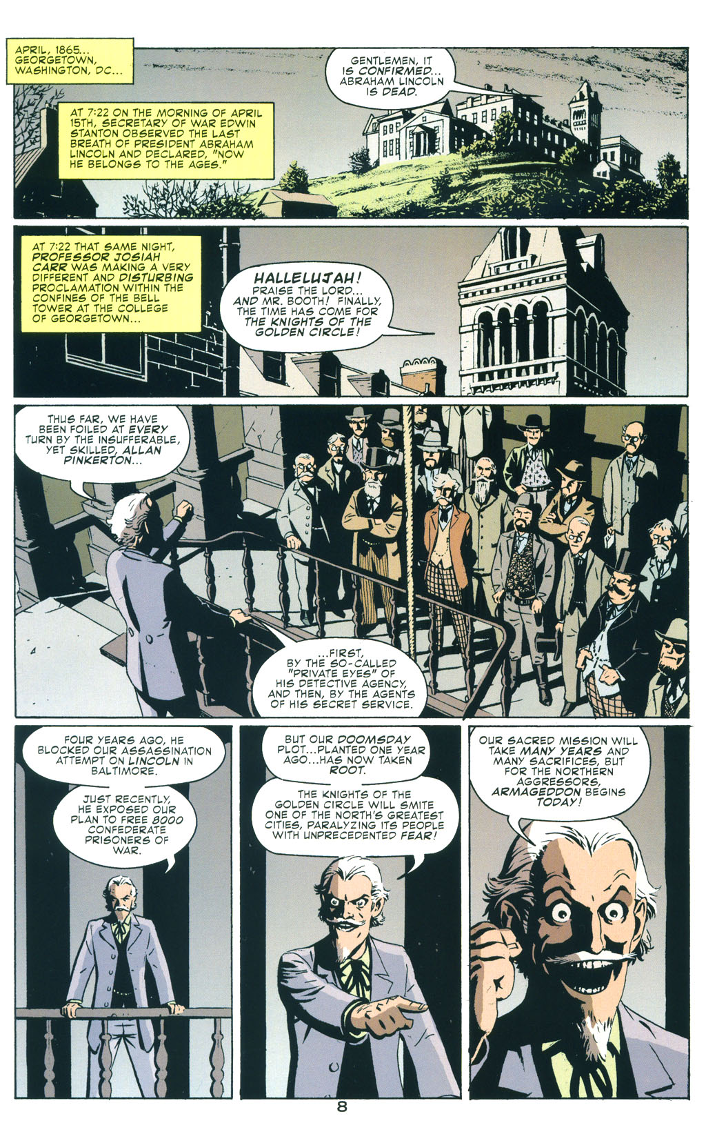 Read online Batman: Detective #27 comic -  Issue #27 TPB - 14