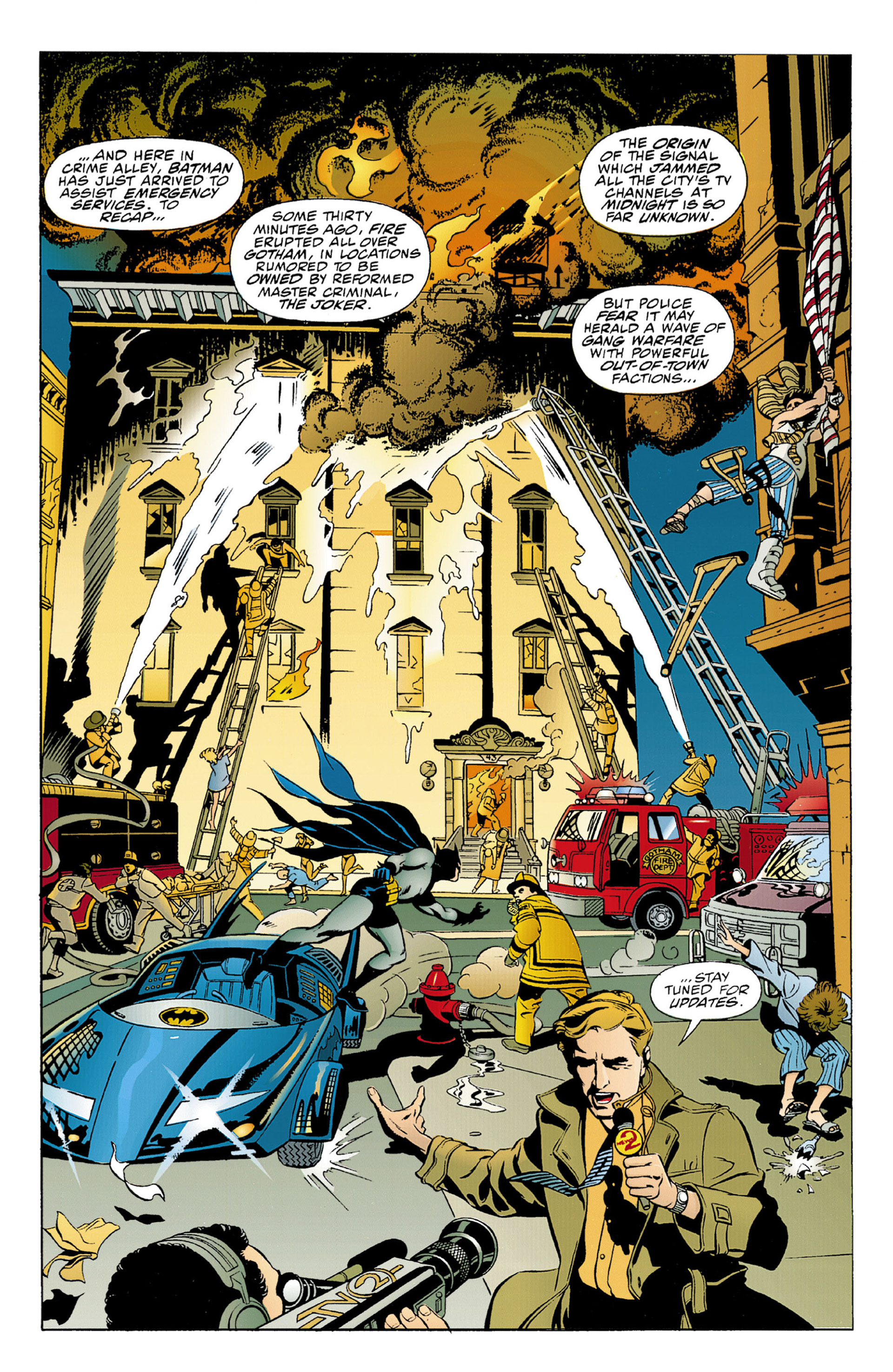 Read online World's Finest (1990) comic -  Issue #3 - 10