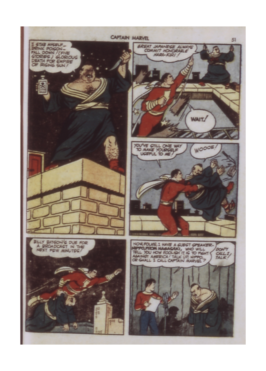 Captain Marvel Adventures issue 9 - Page 51