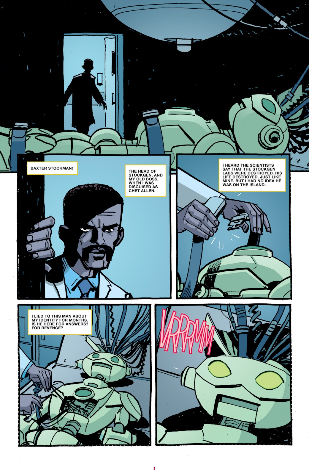 Read online Teenage Mutant Ninja Turtles: The IDW Collection comic -  Issue # TPB 4 (Part 1) - 38