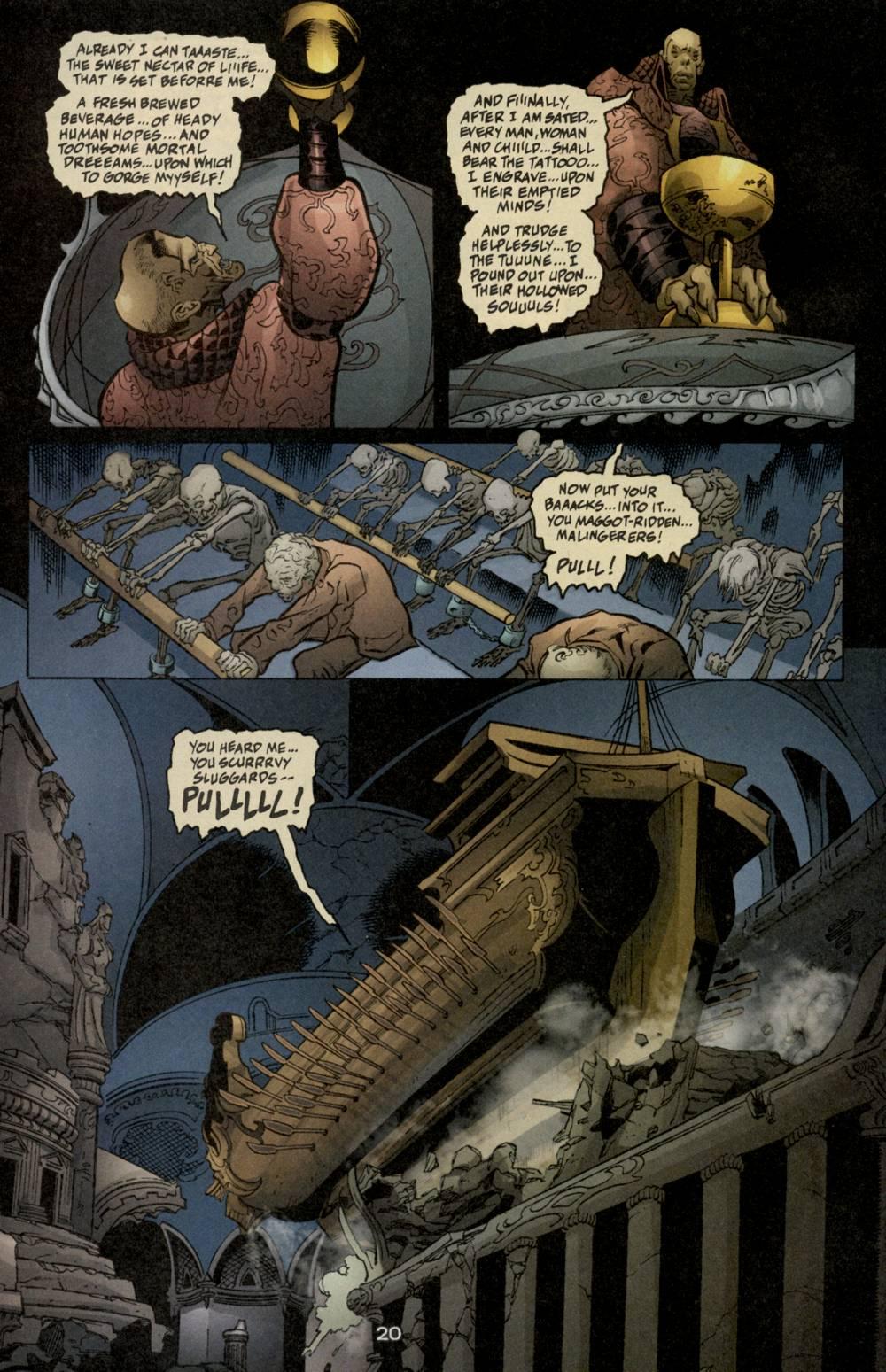 Read online Aquaman (2003) comic -  Issue #5 - 22