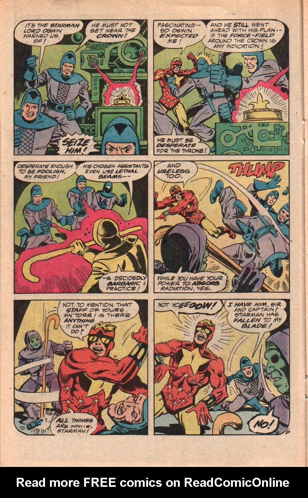 Read online Adventure Comics (1938) comic -  Issue #468 - 10