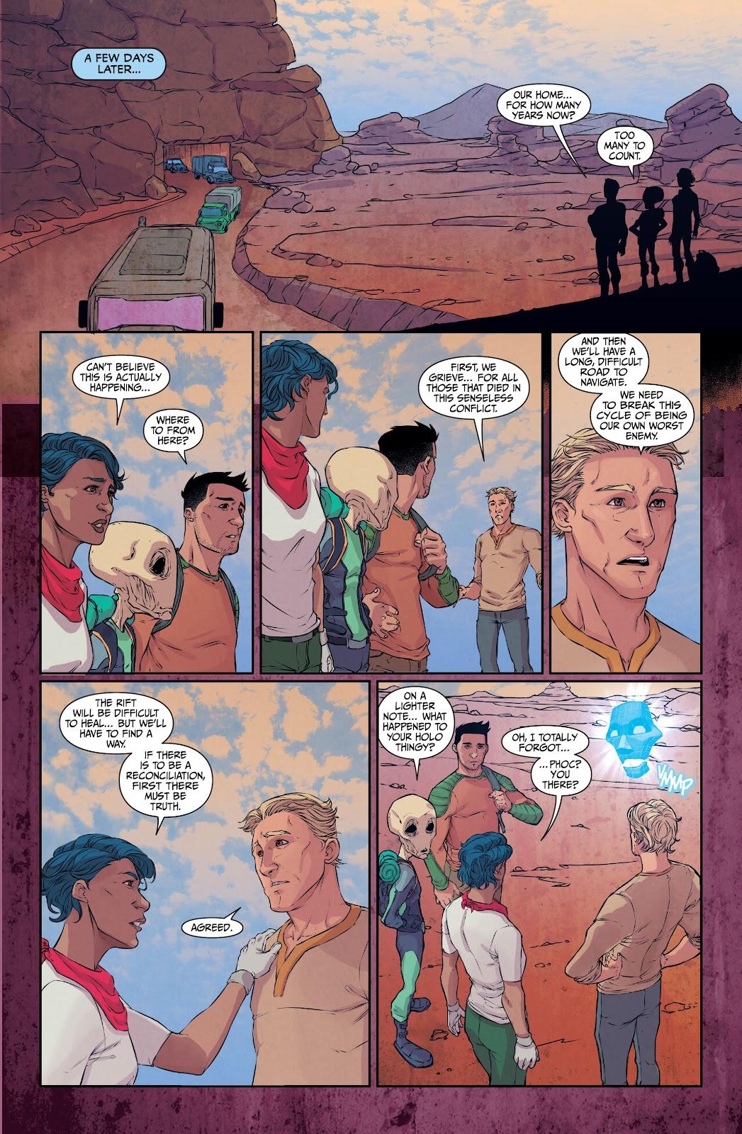 Exilium issue 6 - Page 48
