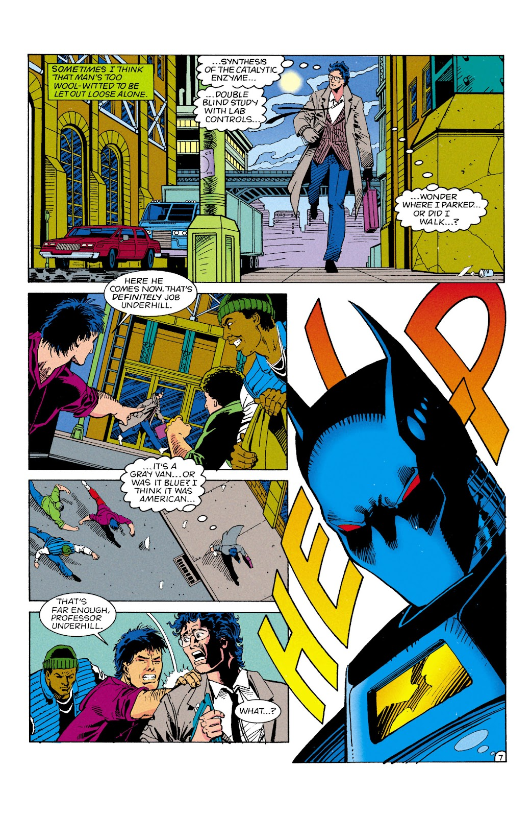Catwoman (1993) Issue #6 #11 - English 8