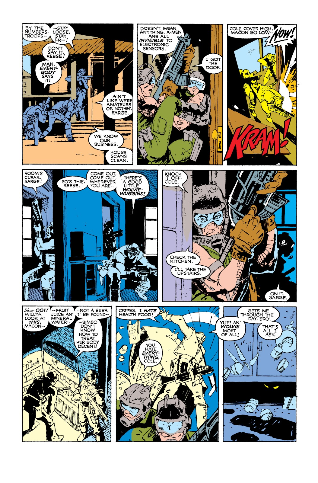 Uncanny X-Men (1963) issue 252 - Page 5