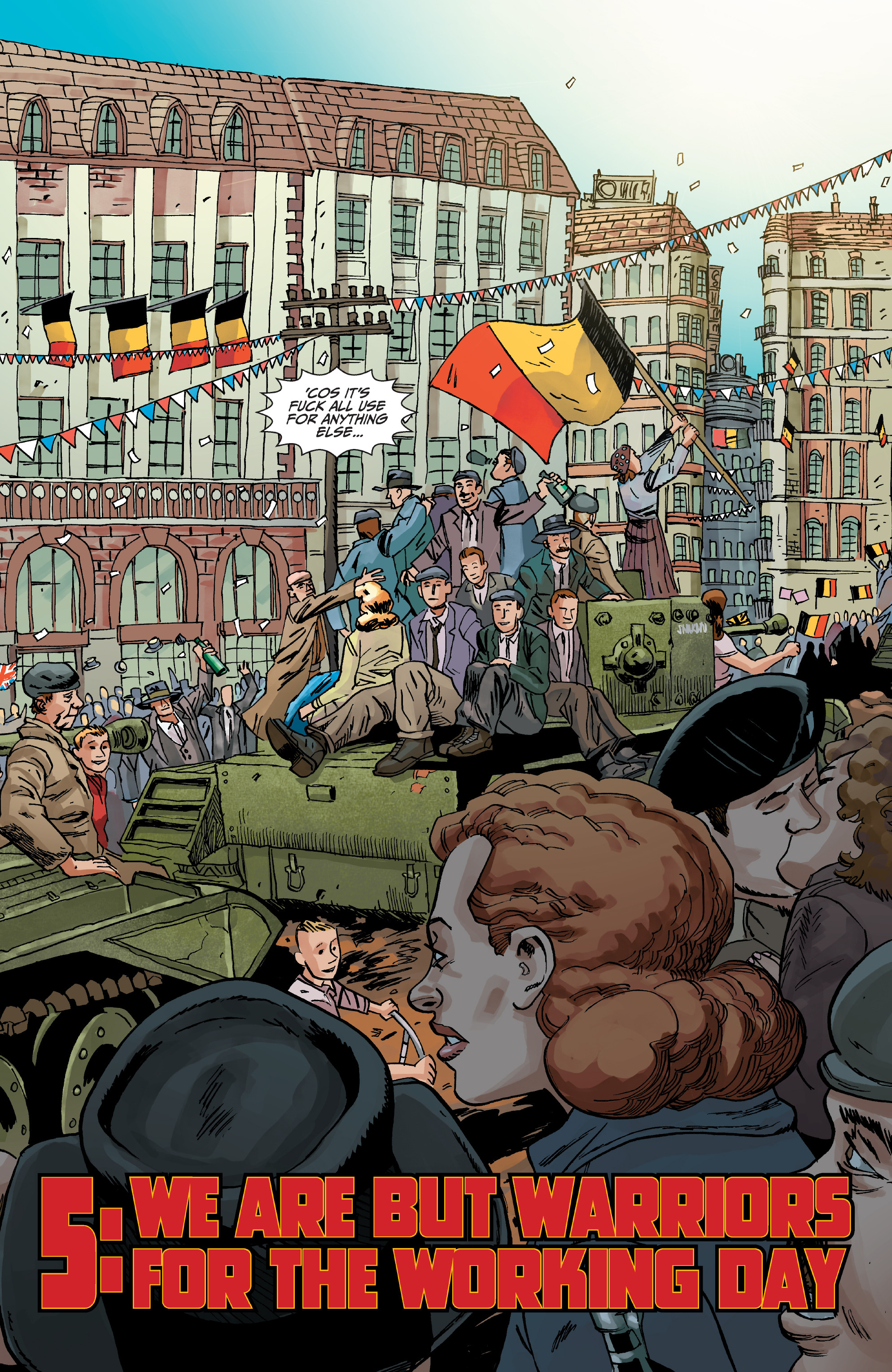 Read online World of Tanks comic -  Issue #5 - 24