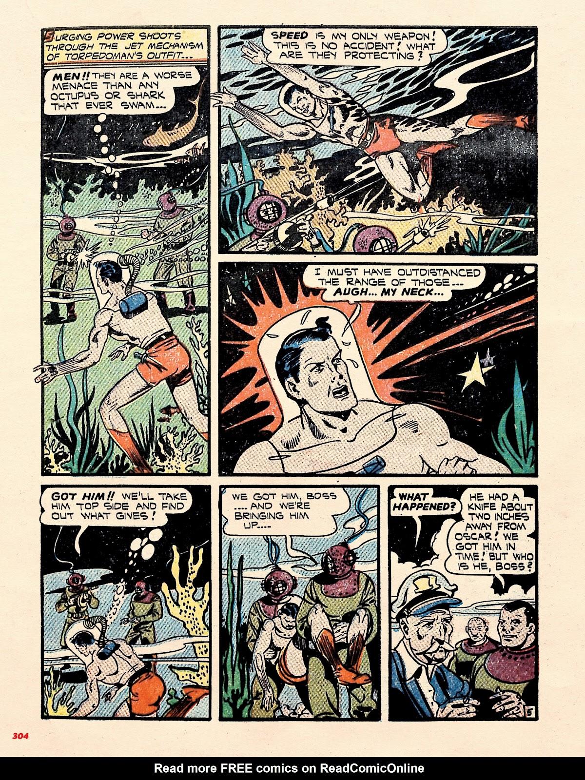 Read online Super Weird Heroes comic -  Issue # TPB 2 (Part 3) - 104