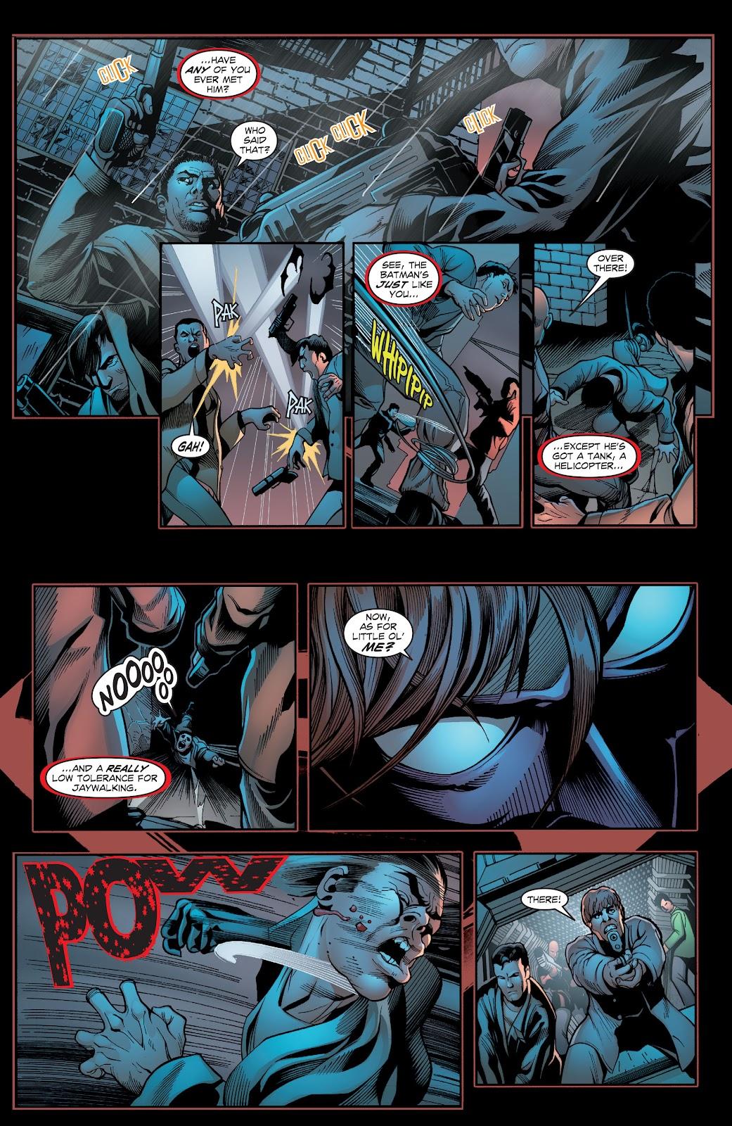 Read online Smallville Season 11 [II] comic -  Issue # TPB 2 - 11