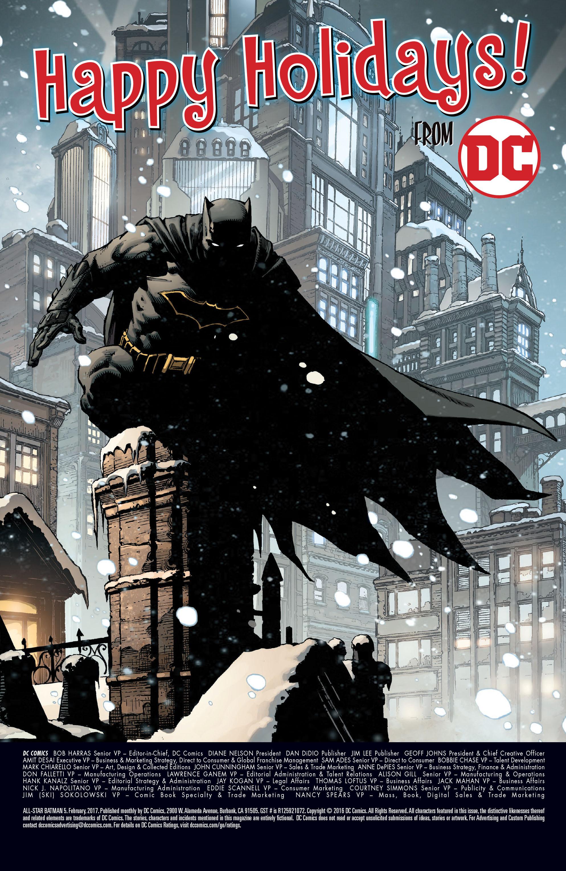 Read online All-Star Batman comic -  Issue #5 - 47