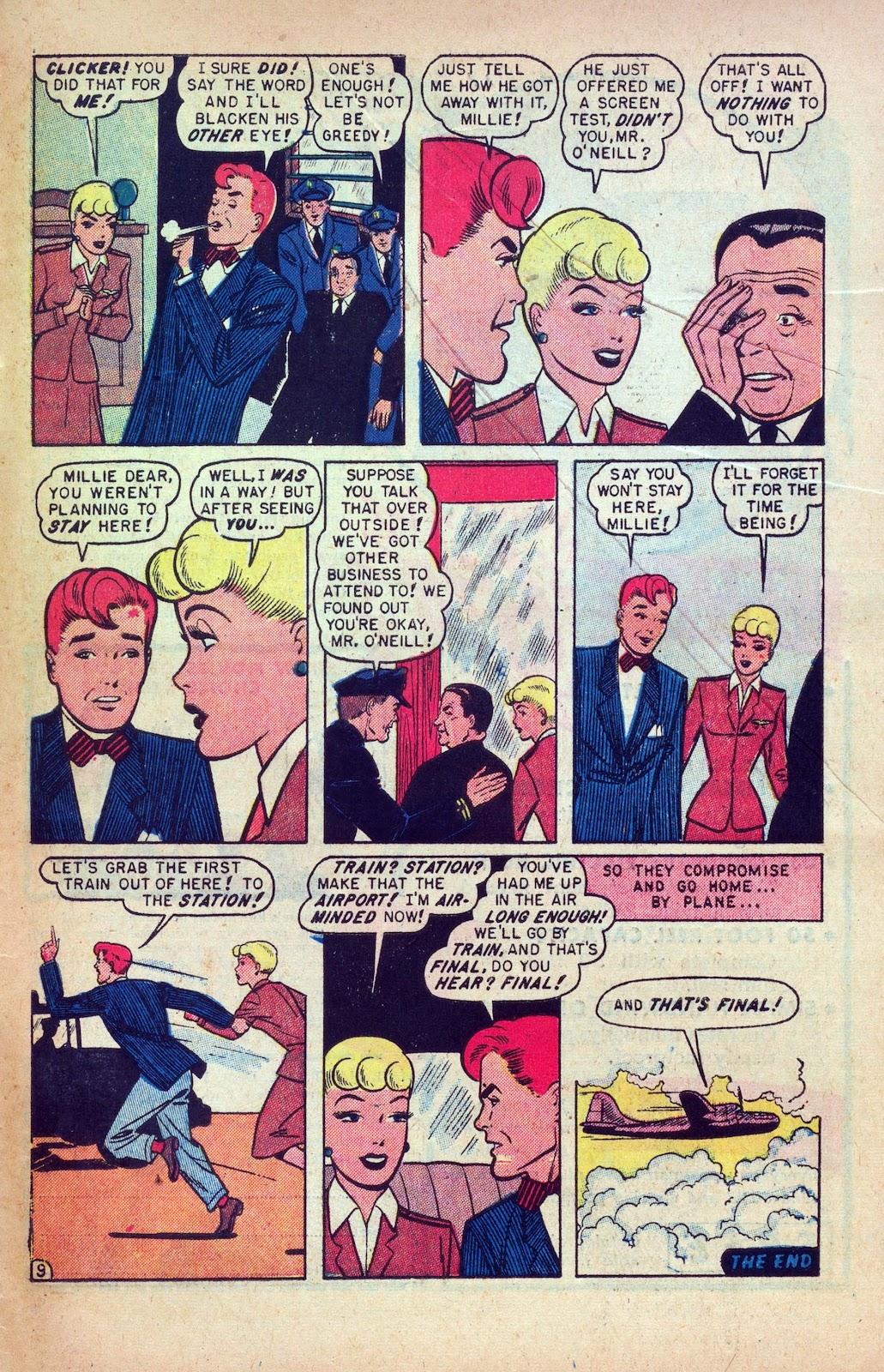 Read online Joker Comics comic -  Issue #34 - 33