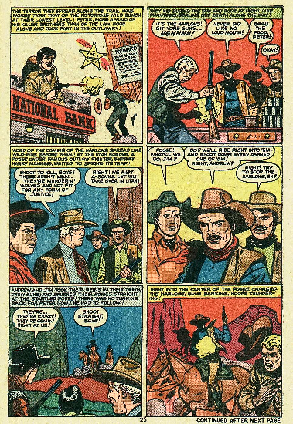 Red Wolf (1972) issue 6 - Page 19