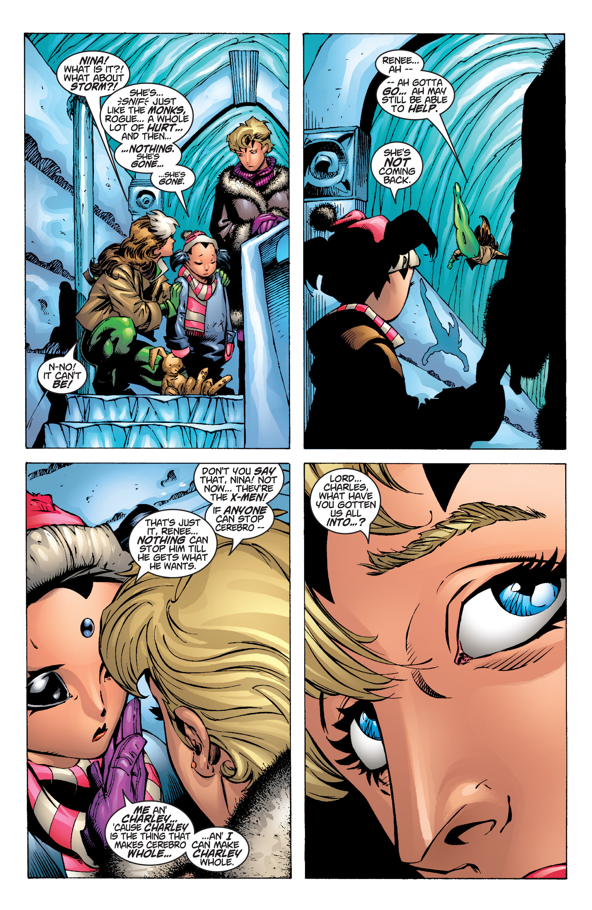 X-Men (1991) 83 Page 16