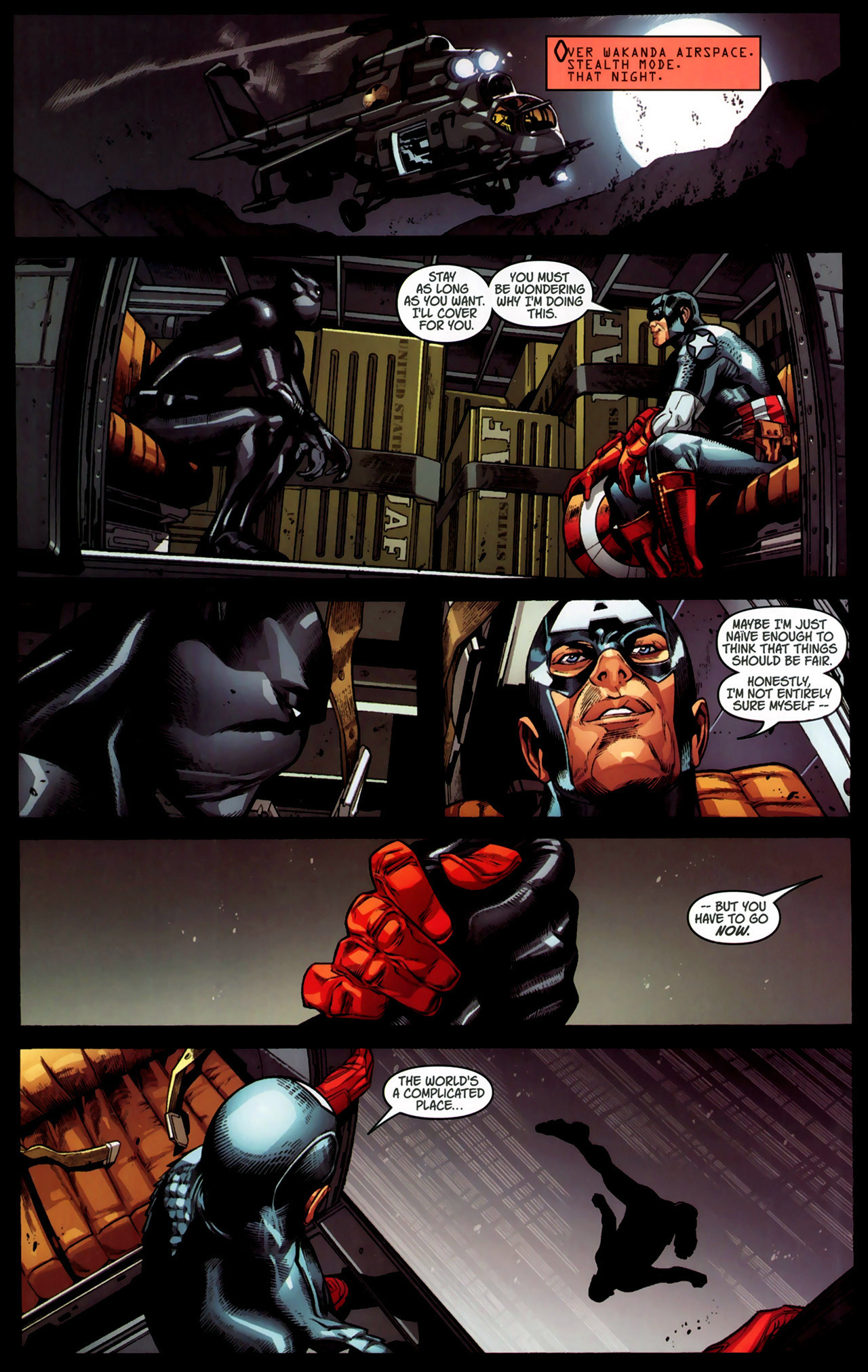 Read online Ultimate Captain America (2008) comic -  Issue # Full - 30