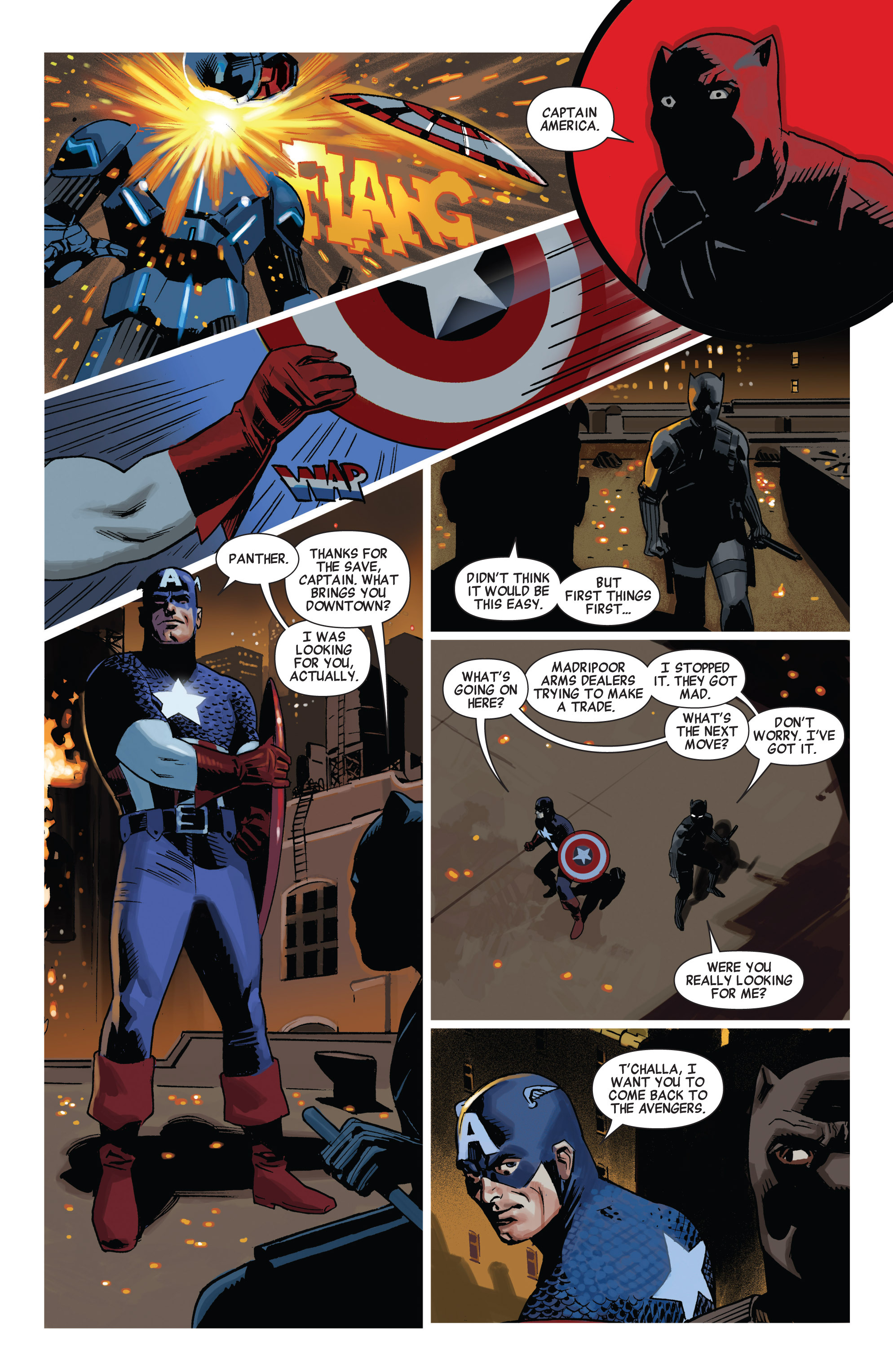 Read online Avengers (2010) comic -  Issue #19 - 11