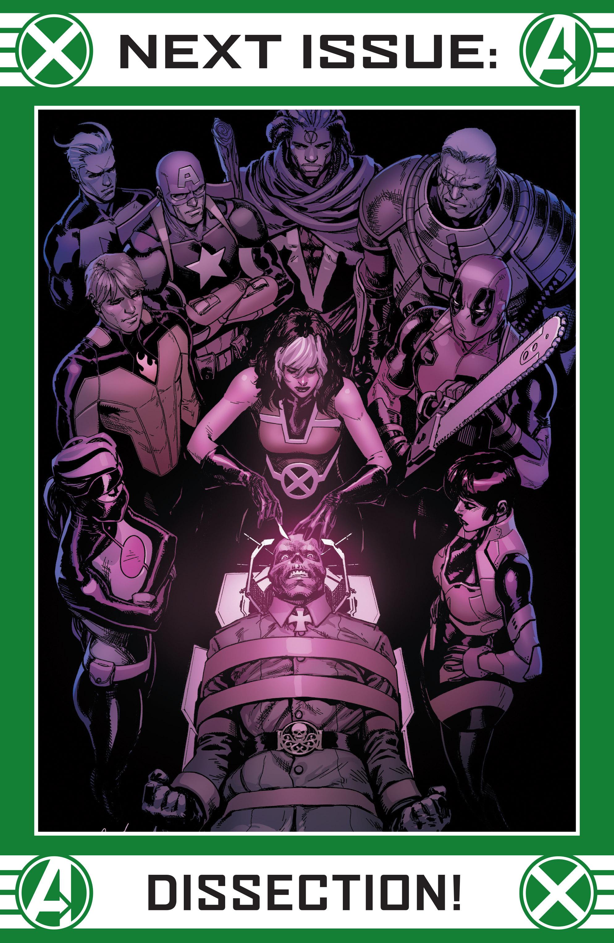 Read online Uncanny Avengers [II] comic -  Issue #21 - 23