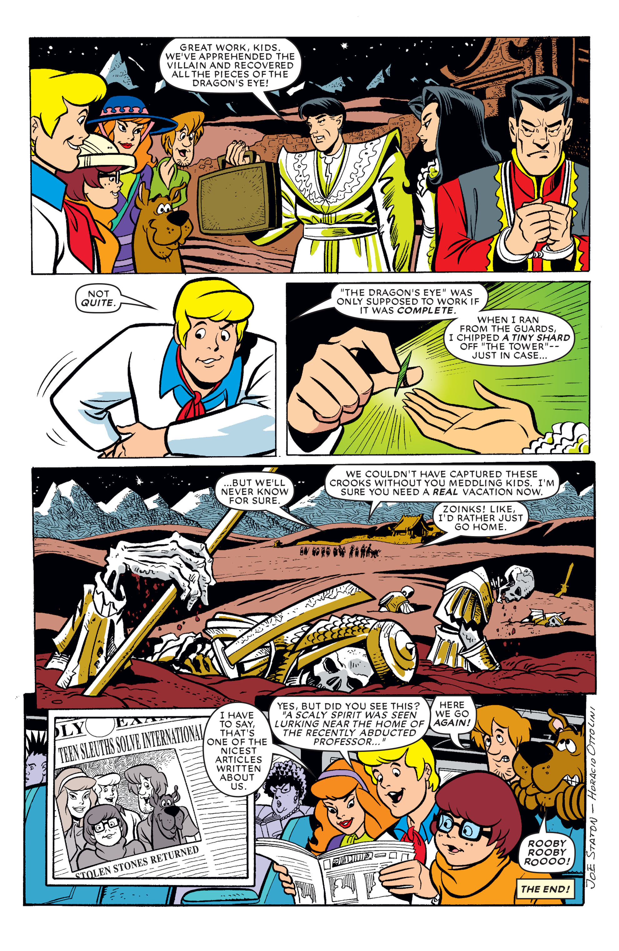 Read online Scooby-Doo (1997) comic -  Issue #66 - 23