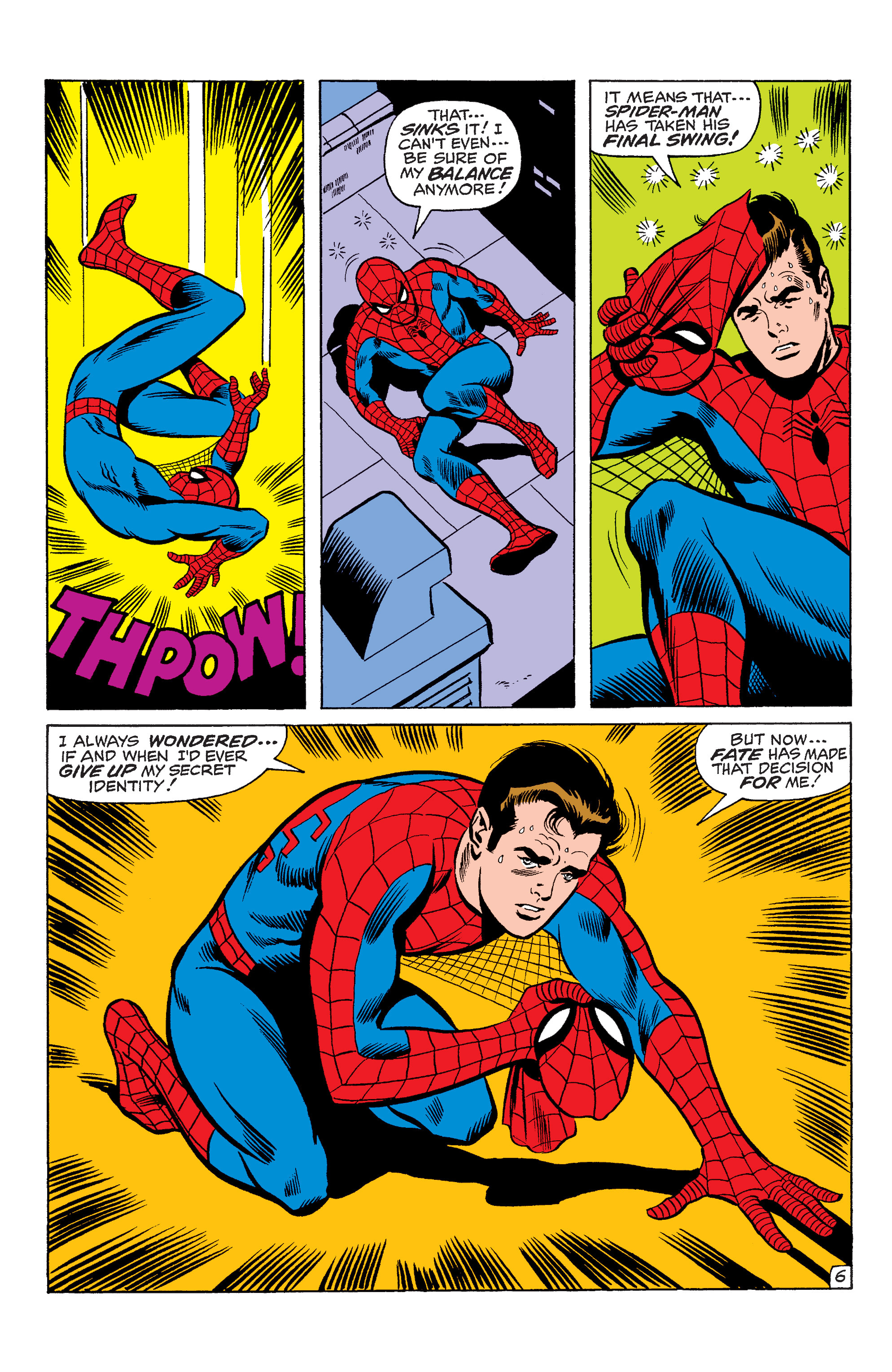 The Amazing Spider-Man (1963) 87 Page 6