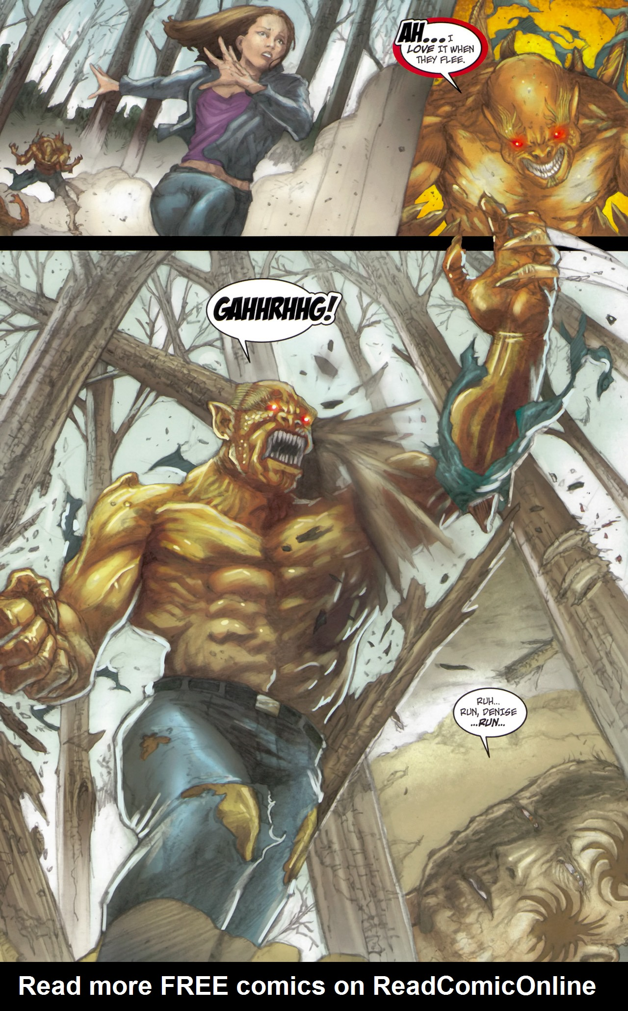 Read online Phoenix comic -  Issue #6 - 5