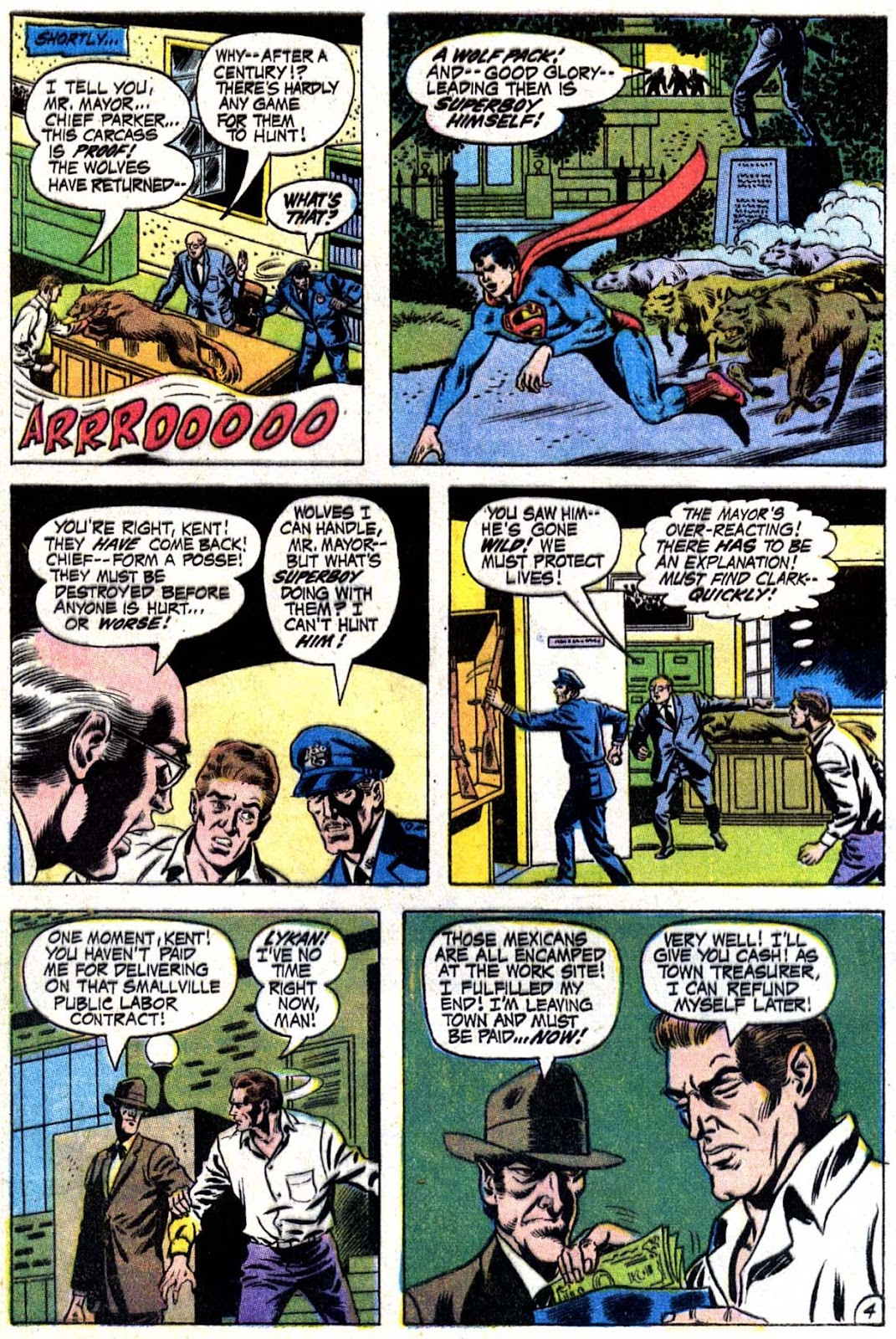 Superboy (1949) issue 180 - Page 4