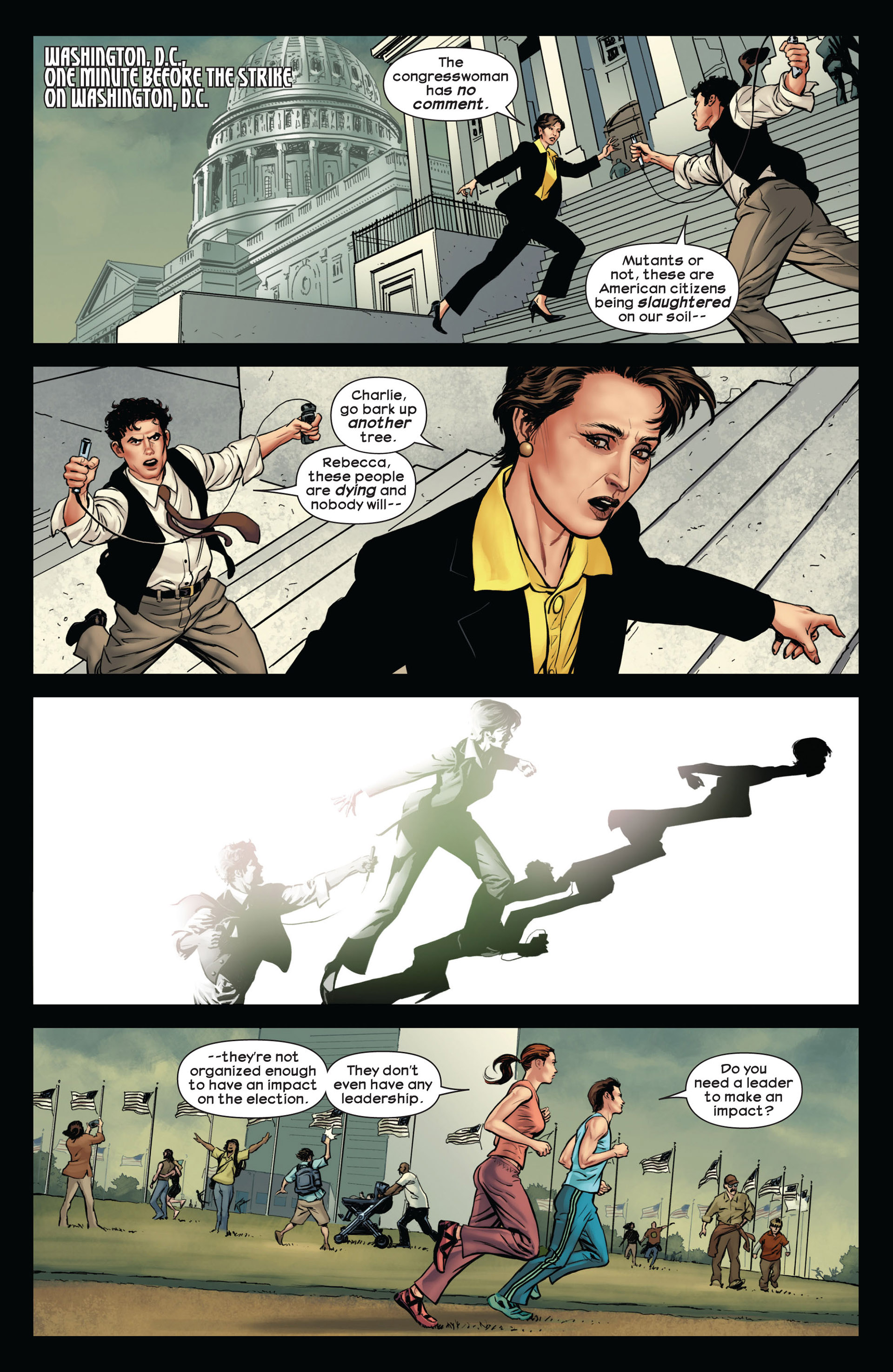 Read online Ultimate Comics Ultimates comic -  Issue #10 - 5