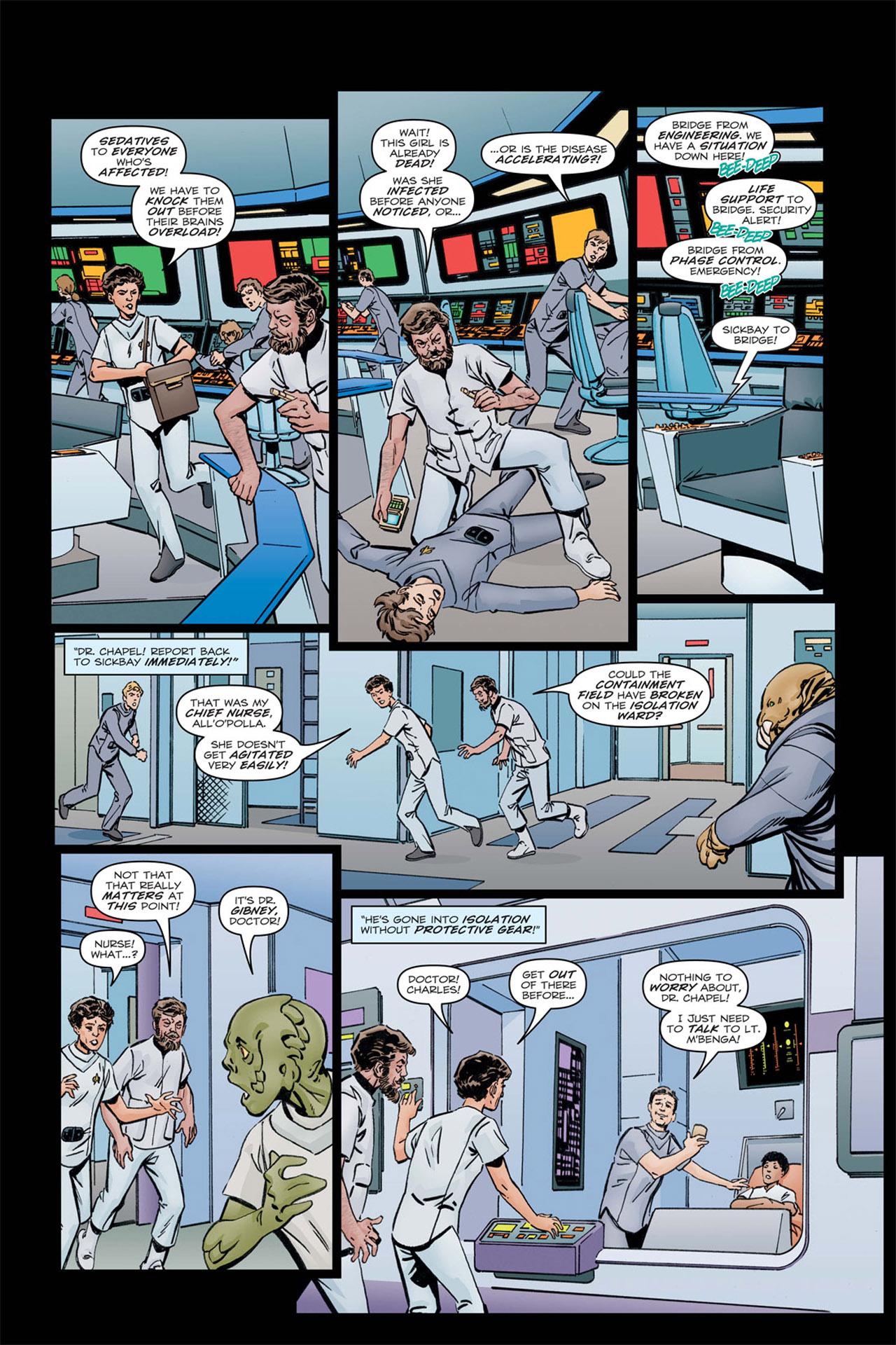 Read online Star Trek: Leonard McCoy, Frontier Doctor comic -  Issue #4 - 12