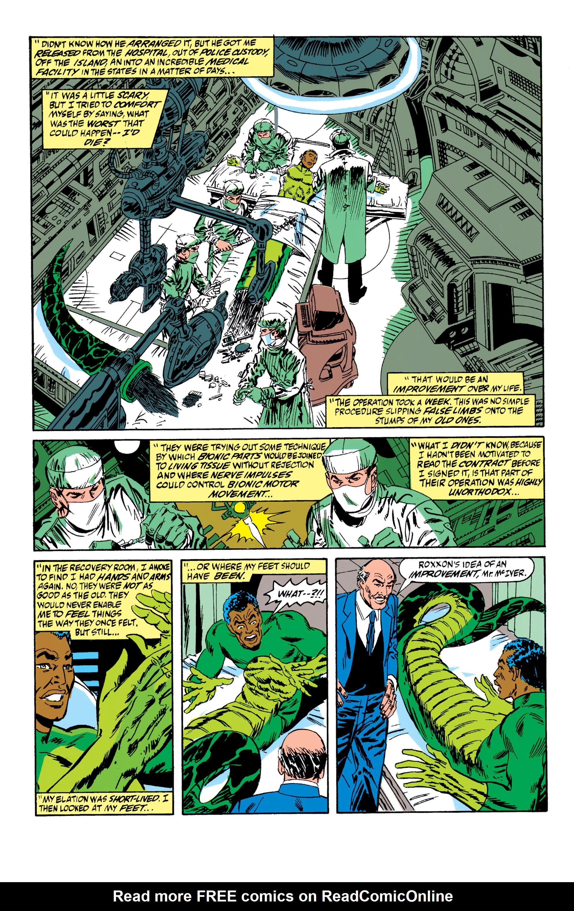 Read online Captain America (1968) comic -  Issue # _Annual 10 - 35