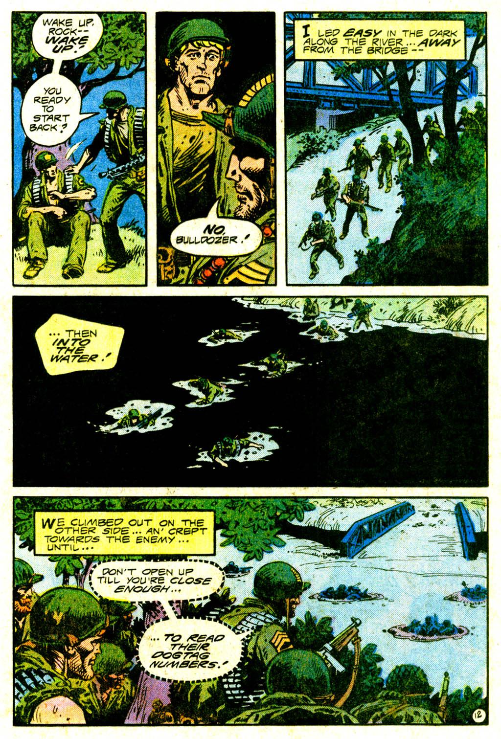 Read online Sgt. Rock comic -  Issue #375 - 16