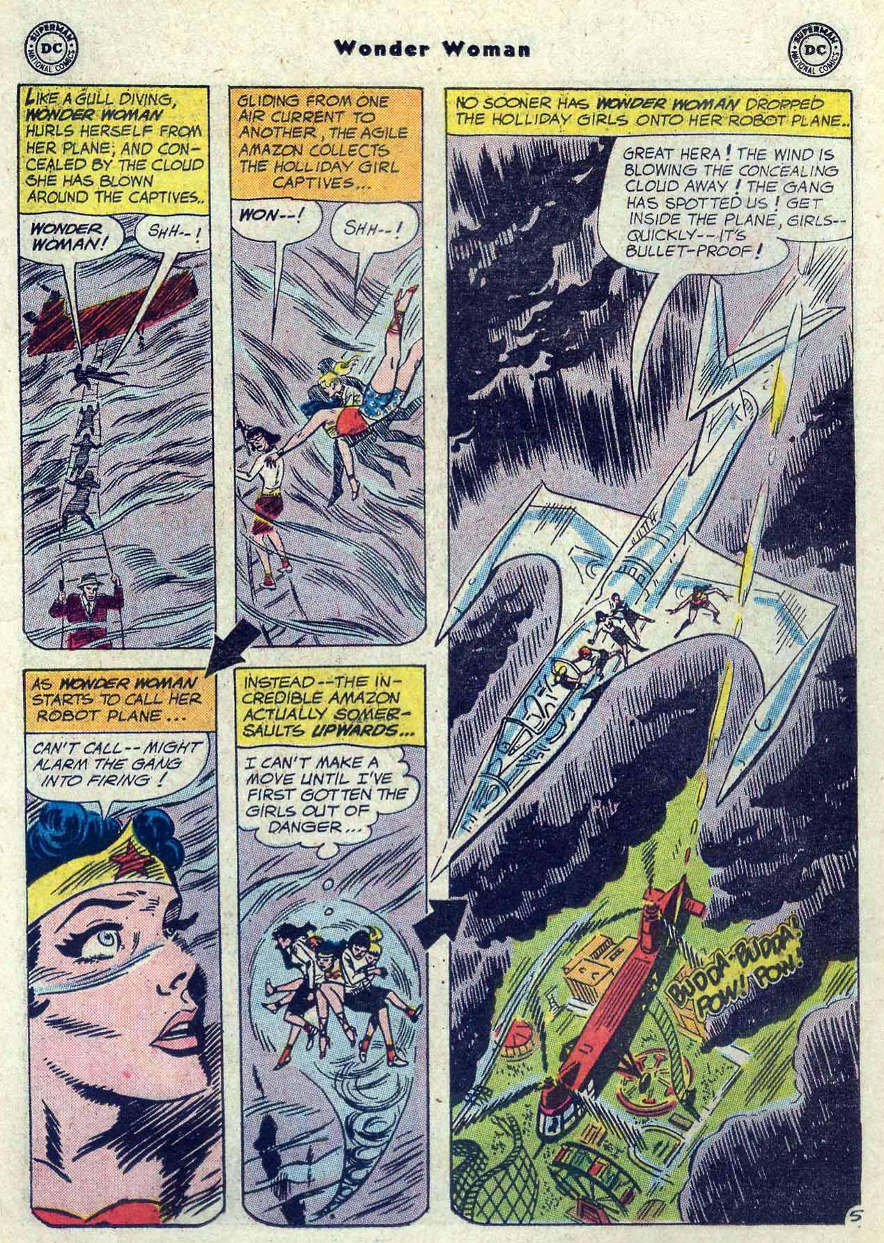 Read online Wonder Woman (1942) comic -  Issue #121 - 7