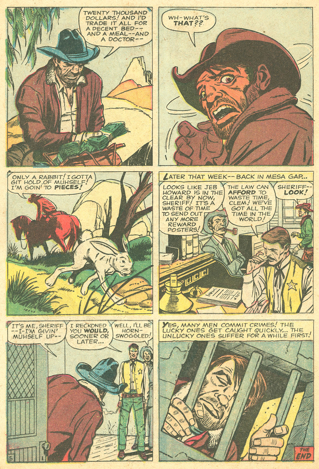 Read online Two-Gun Kid comic -  Issue #55 - 24