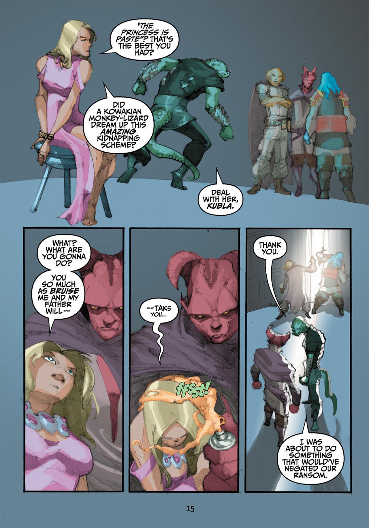 Read online Star Wars Omnibus comic -  Issue # Vol. 33 - 97