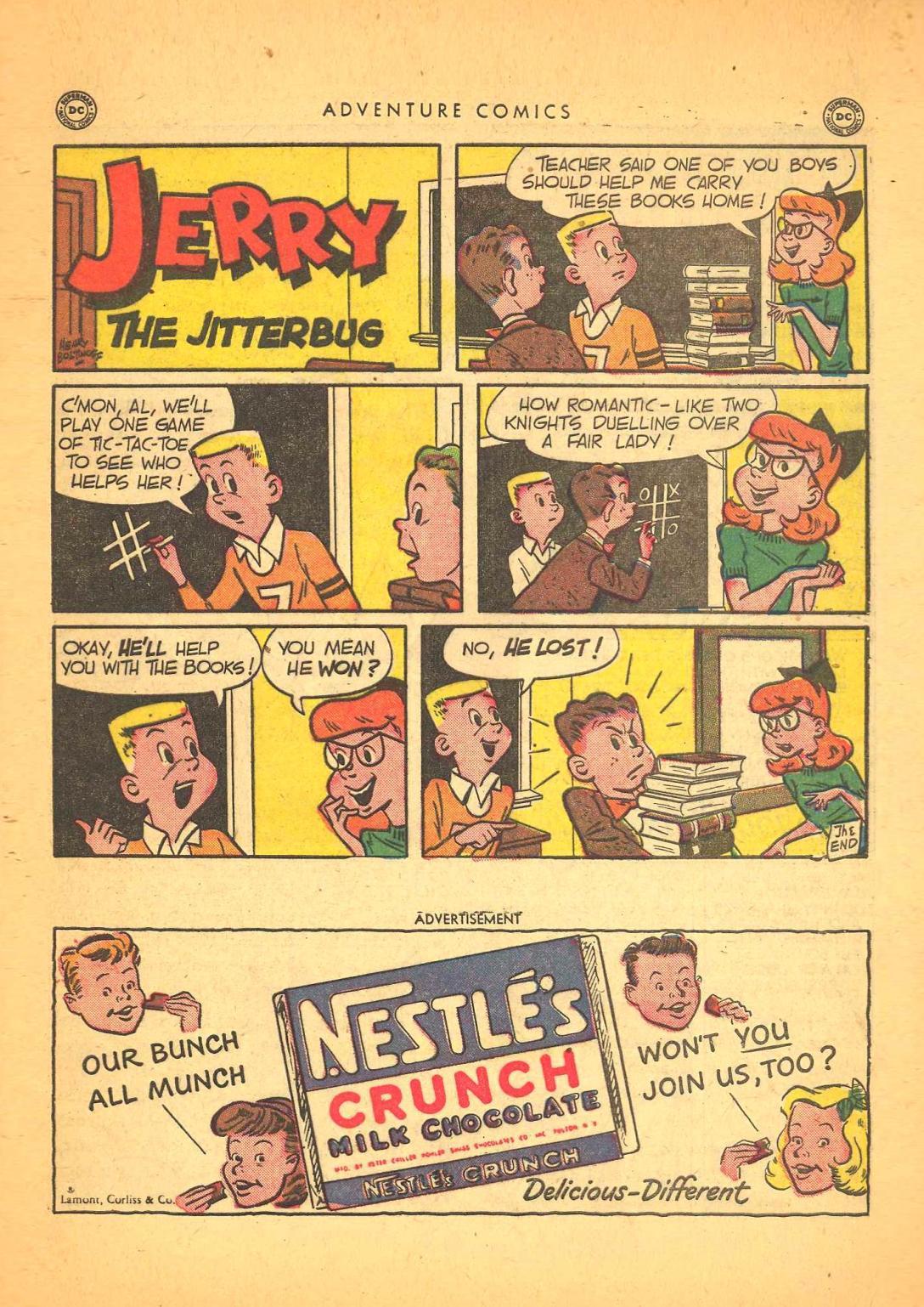 Read online Adventure Comics (1938) comic -  Issue #148 - 40