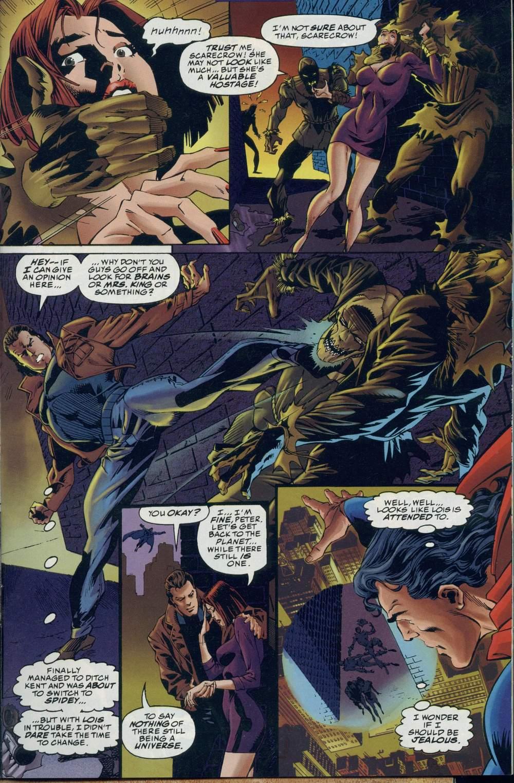 Read online DC Versus Marvel Comics comic -  Issue #2 - 20