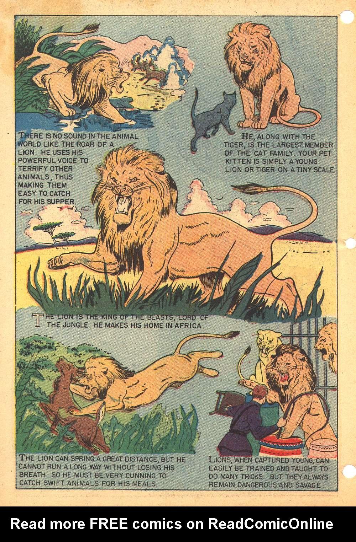 Classics Illustrated Junior 501 Page 34