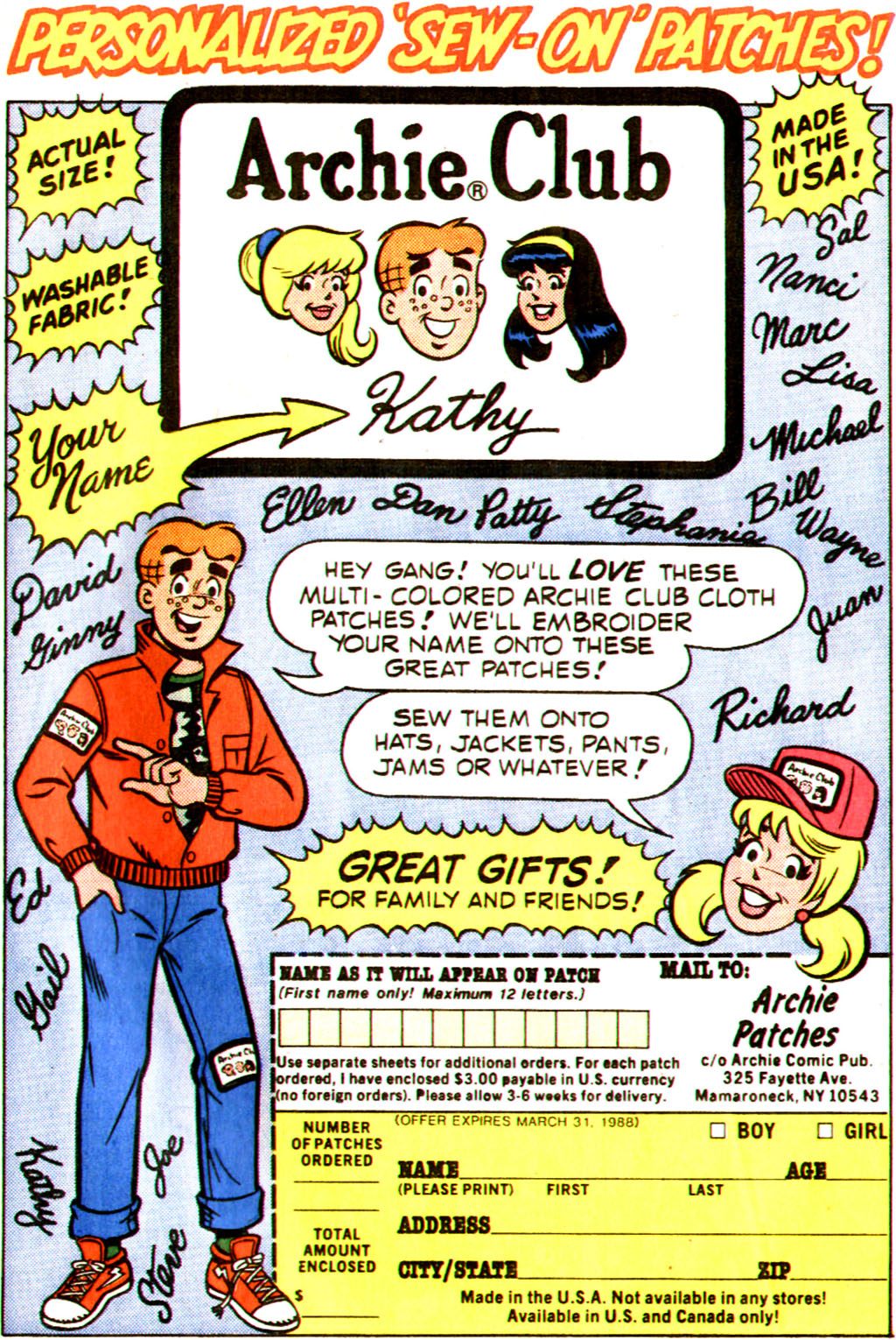Read online Archie (1960) comic -  Issue #355 - 25
