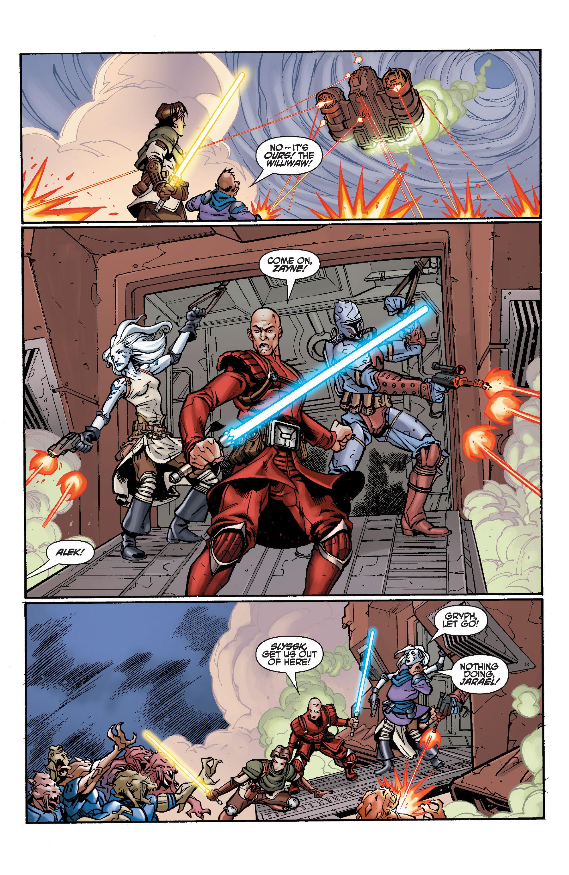 Read online Star Wars Omnibus comic -  Issue # Vol. 32 - 228