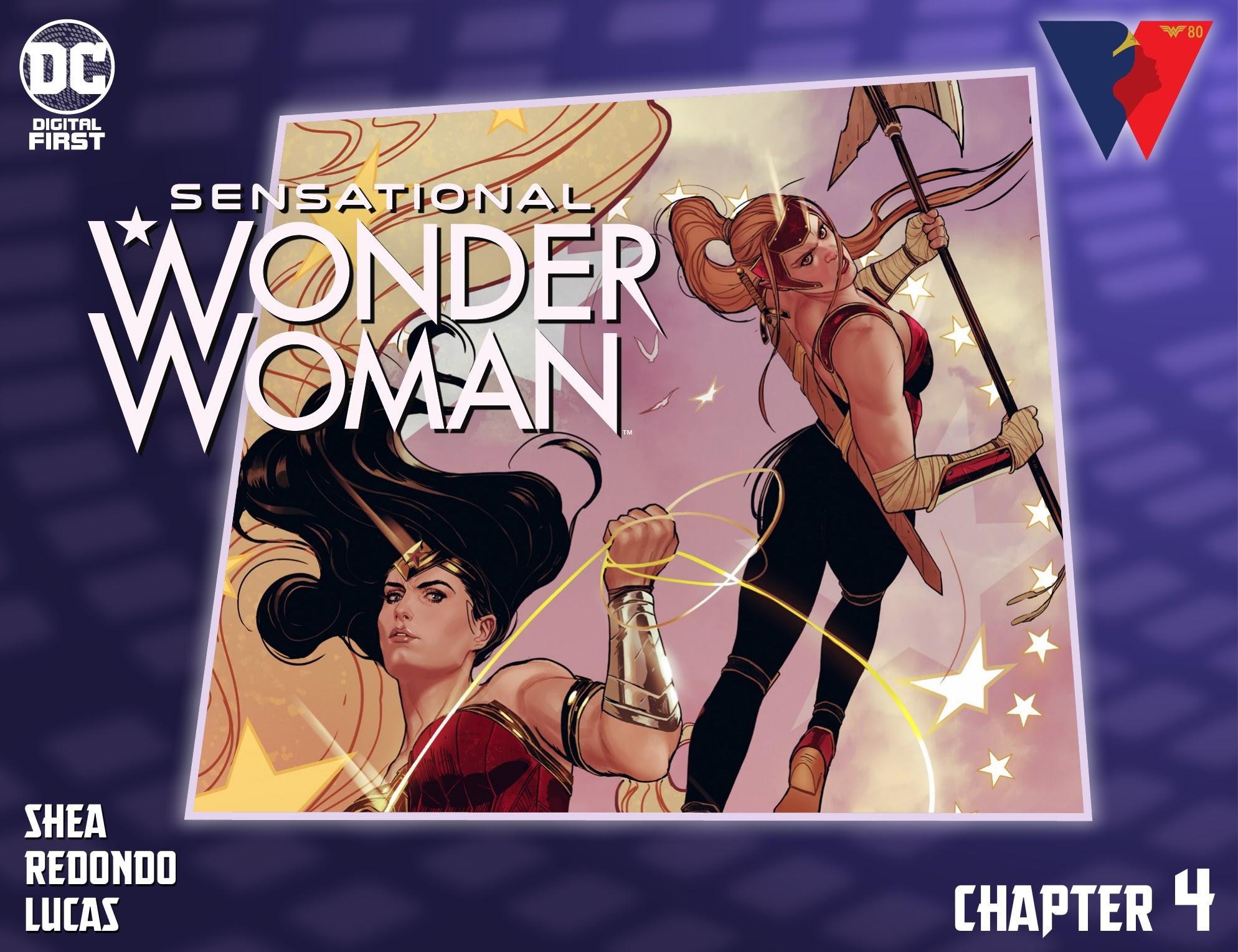 Sensational Wonder Woman issue 4 - Page 1