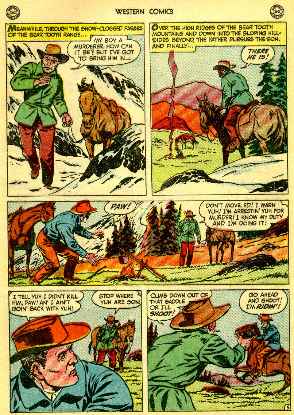 Western Comics issue 18 - Page 42