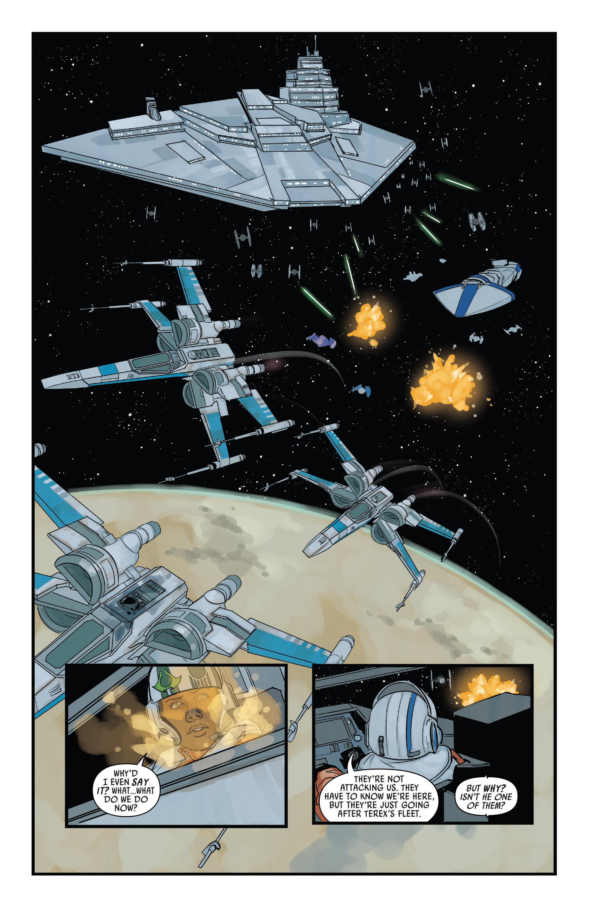 Read online Star Wars: Poe Dameron comic -  Issue #13 - 18