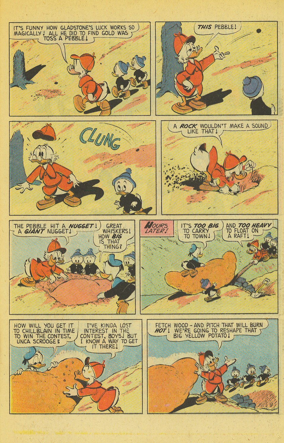 Read online Uncle Scrooge (1953) comic -  Issue #159 - 25