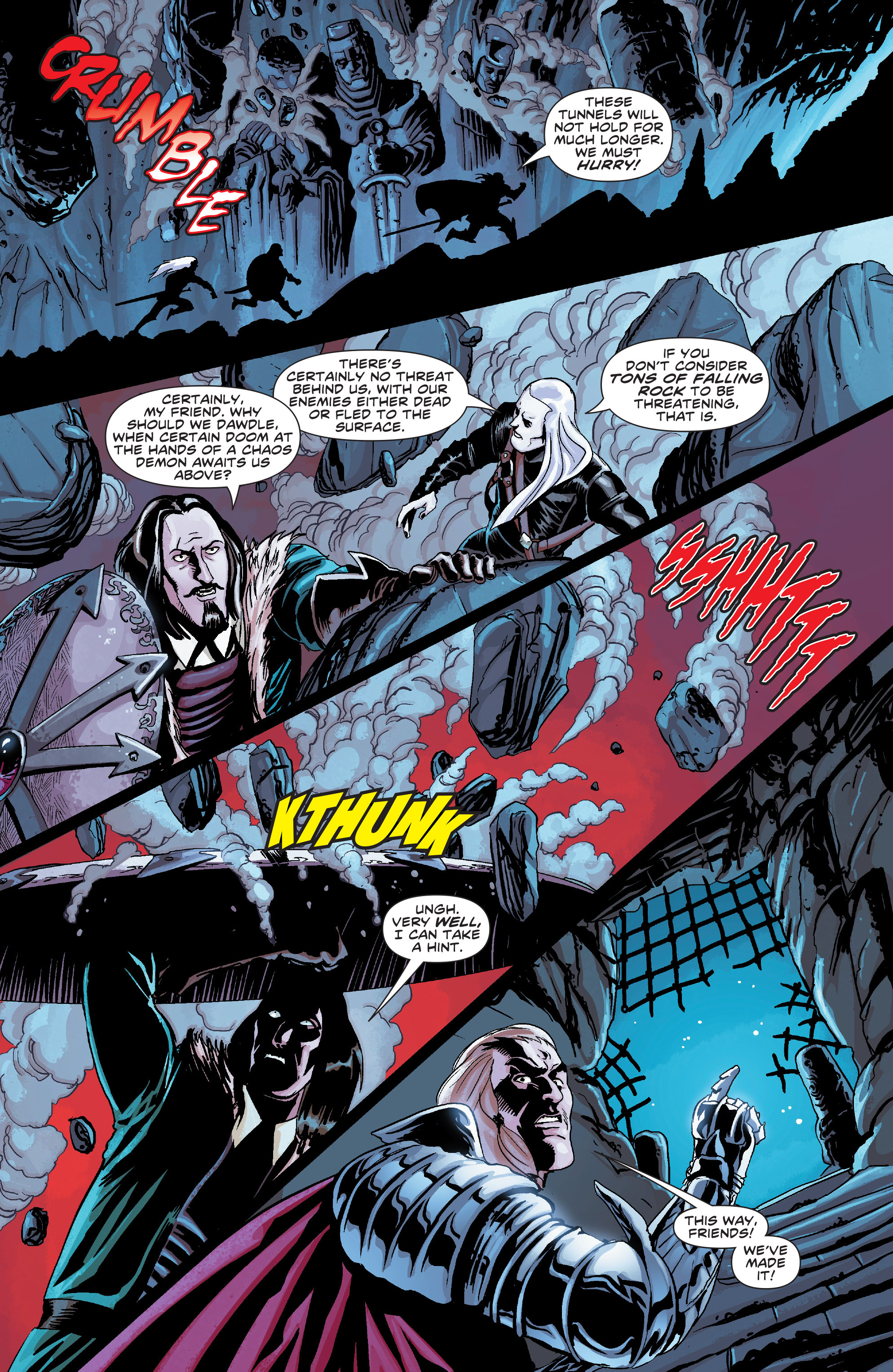 Read online Elric: The Balance Lost comic -  Issue # TPB 2 - 13