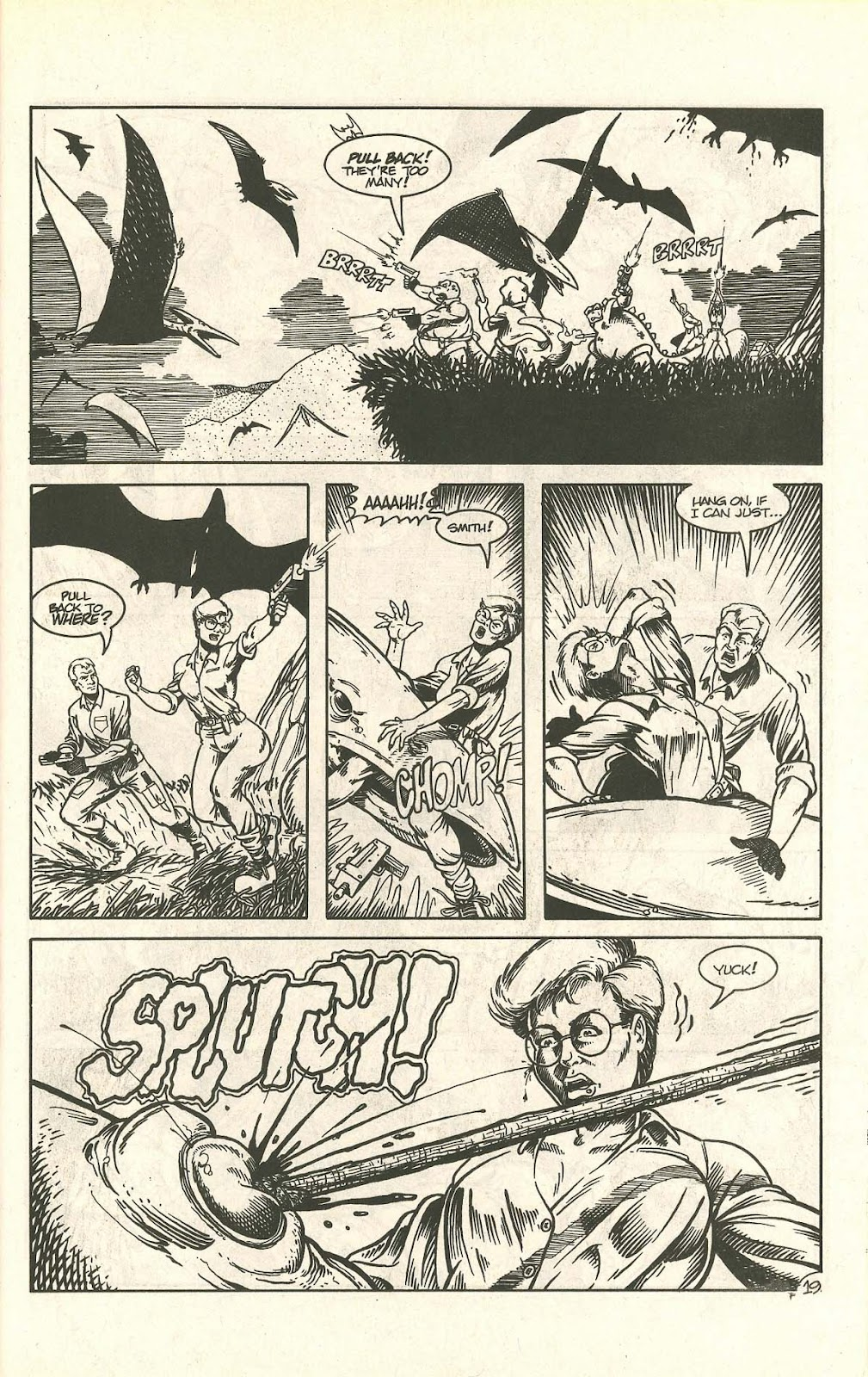 Dinosaurs For Hire (1988) issue 9 - Page 25