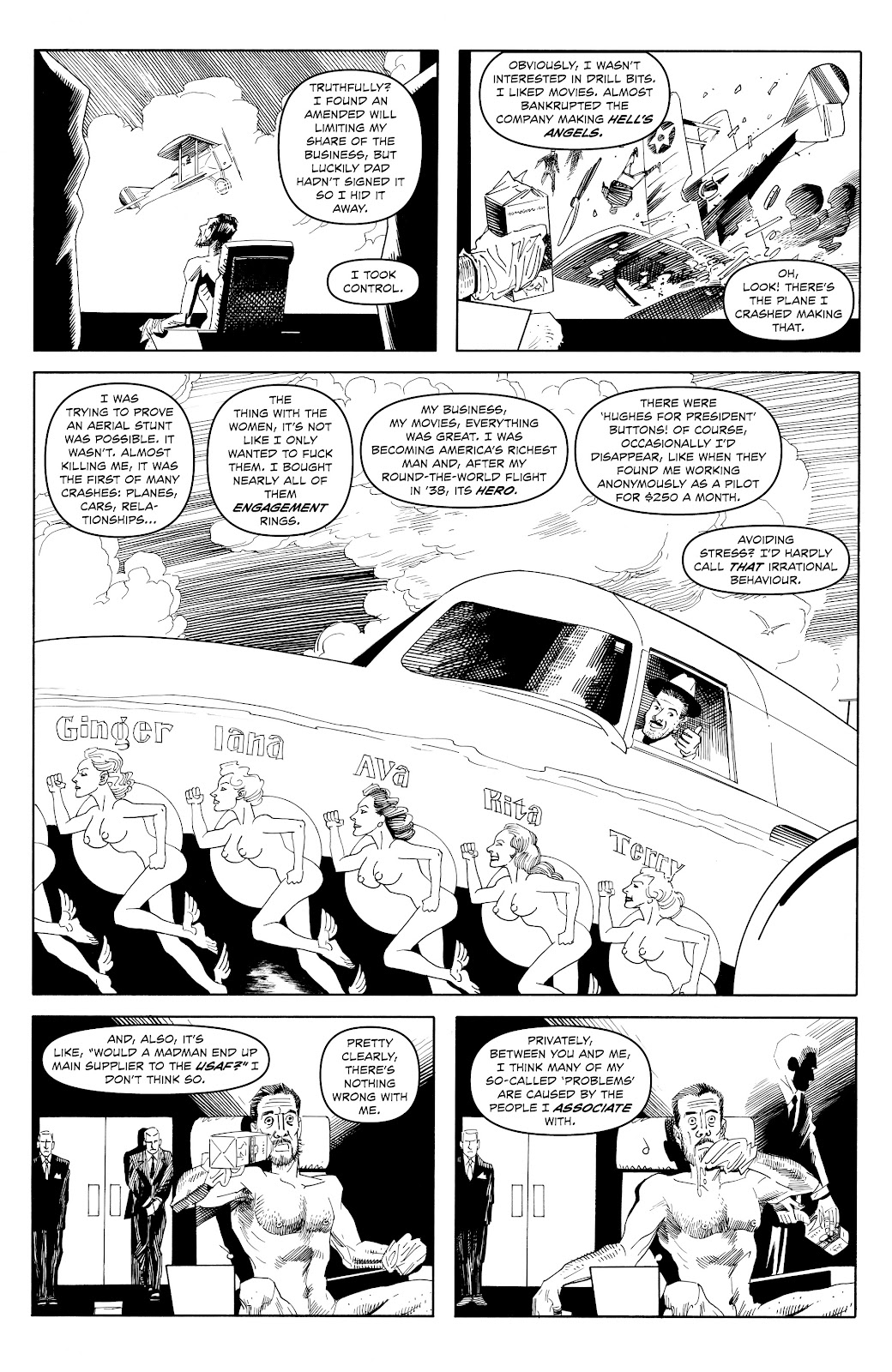 Read online Alan Moore's Cinema Purgatorio comic -  Issue #17 - 8