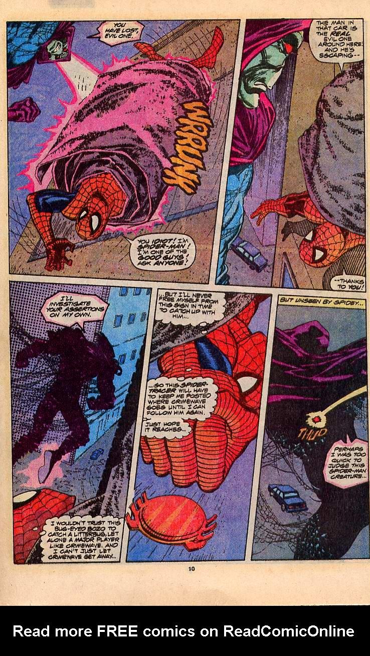 Read online Sleepwalker comic -  Issue #5 - 9