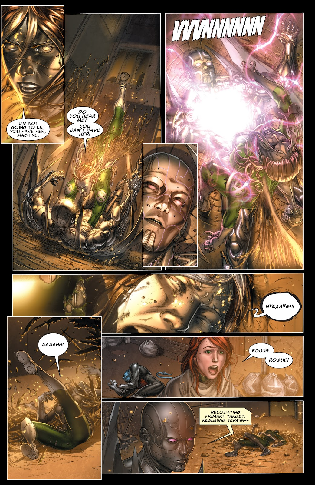 Read online X-Men: Second Coming comic -  Issue # _TPB (Part 2) - 29