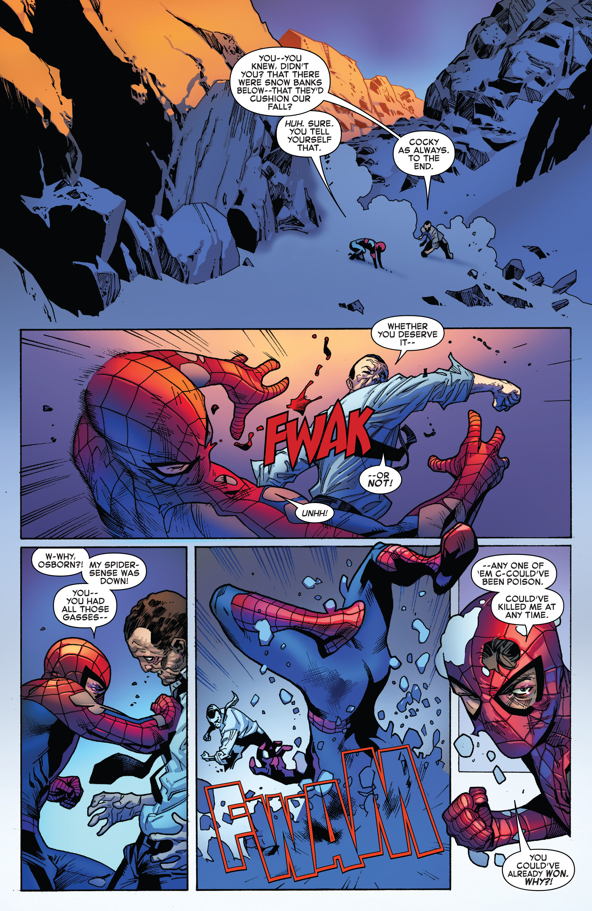 Read online The Amazing Spider-Man (2015) comic -  Issue #28 - 14