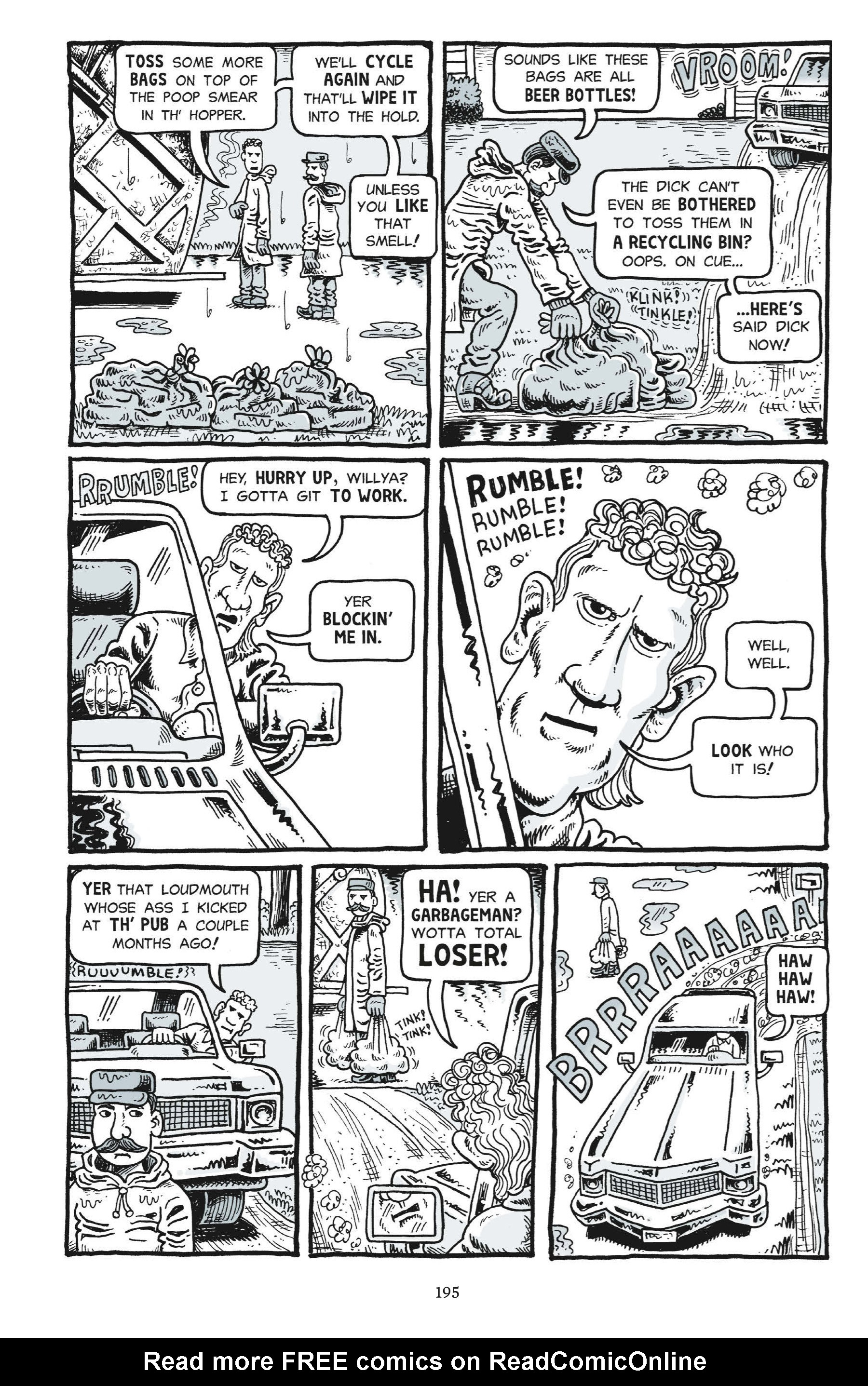 Read online Trashed comic -  Issue # Full - 187