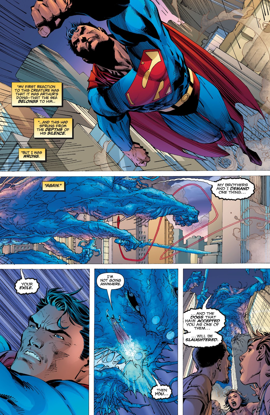Read online Superman: For Tomorrow comic -  Issue # TPB (Part 2) - 37