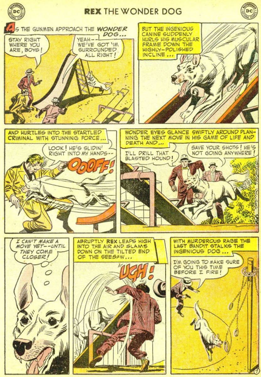 The Adventures of Rex the Wonder Dog issue 3 - Page 33